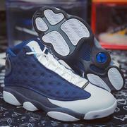 【5姐資訊】喬丹 Air Jordan 13 Retro 男子籃球鞋 Flint 2020復刻