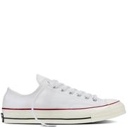 Converse 匡威 Chuck 70 經典白色低幫帆布鞋