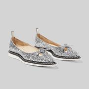 Marc Jacobs 小馬哥 The Mouse Shoe 亮片平底鞋