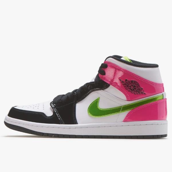 【新】喬丹 Air Jordan 1 Mid 男子籃球鞋