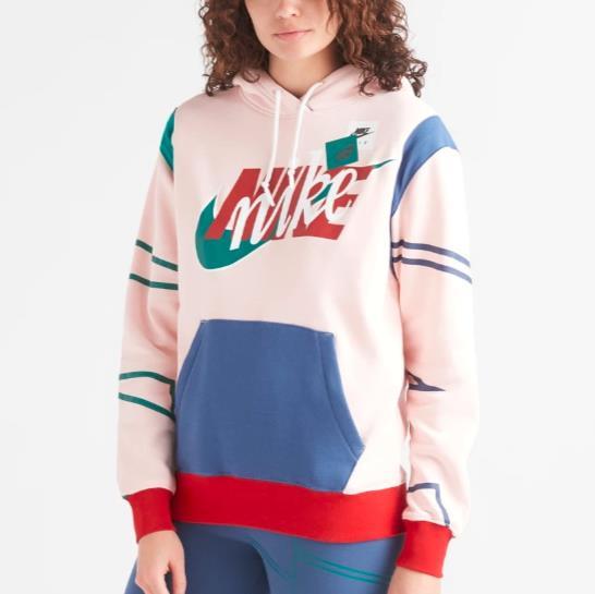 【斷碼福利】Nike 耐克 NSW AF1 女子連帽衛衣 XL碼