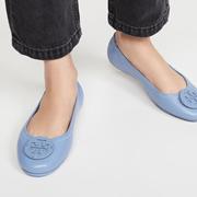 Tory Burch 徽標 Logo 芭蕾平底鞋