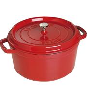 【中亞Prime會員】Staub 琺寶 家用廚房鑄鐵燉鍋 28cm