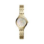 Fossil Suitor 系列 金色女士時裝腕表 BQ3334