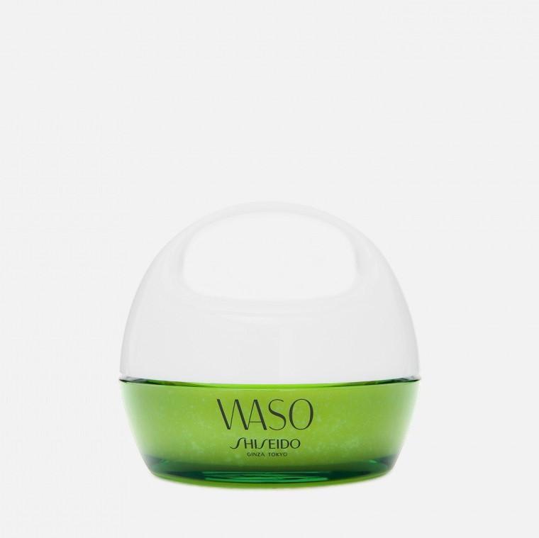 【5折】 Shiseido 資生堂 青春日和舒緩睡眠面膜 75ml