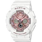 【中亞Prime會員】Casio 卡西歐 G-Shock 系列 女士手表 BA-130-7A1ER