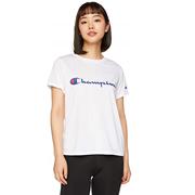 1件8.5折【中亞Prime會員】Champion 冠軍 日版中性經典刺繡 logo T 恤 CW-PS303