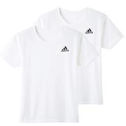 1件8.5折!【中亞Prime】Adidas 阿迪達斯 男童圓領T恤 2件裝