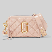 Marc Jacobs 小馬哥 The Quilted Softshot 21 絎縫相機包