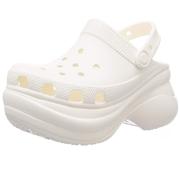 楊冪同款!【中亞Prime會員】Crocs 卡駱馳 女士 Classic Bae 厚底洞洞鞋