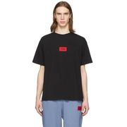 424 Black Box 男士 logo 基礎T恤