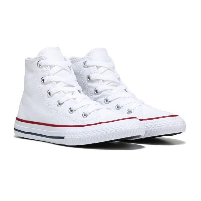 Converse 匡威 All Star 高幫大童款帆布鞋