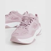 【大碼福利】Nike 耐克 M2K Tekno trainers 櫻花粉運動鞋