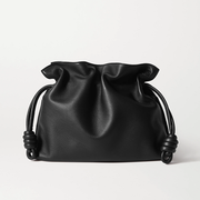 Loewe Flamenco 皮革手拿包