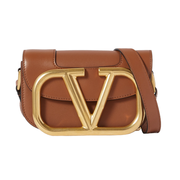 【舒淇同款】Valentino Garavani Supervee 皮革小號單肩包
