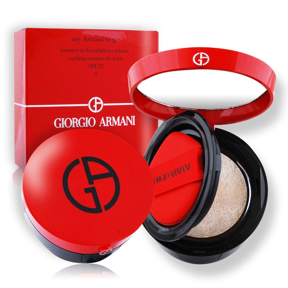 【可直郵中國】Giorgio Armani 阿瑪尼 紅氣墊精華氣墊  #2