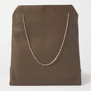 THE ROW Lunch Bag 皮革小號手提包