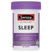 Swisse睡眠片100片