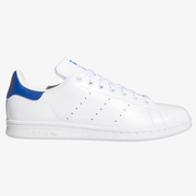 【額外7.5折】adidas Originals 三葉草 Stan Smith 男子板鞋 藍尾