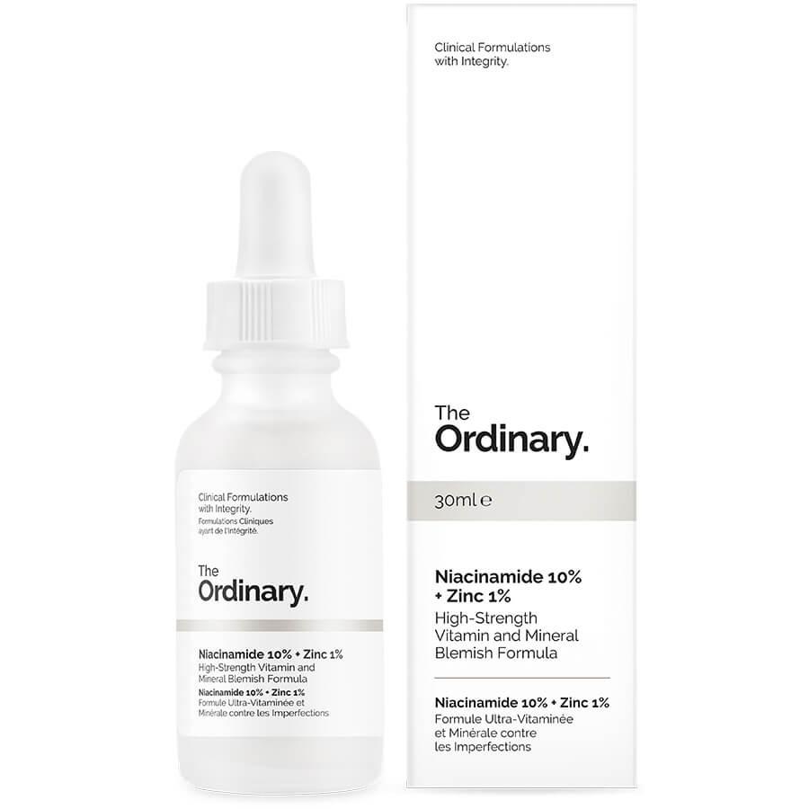 【2件9.3折】The Ordinary 10%煙酰胺 + 1%鋅精華 30ml