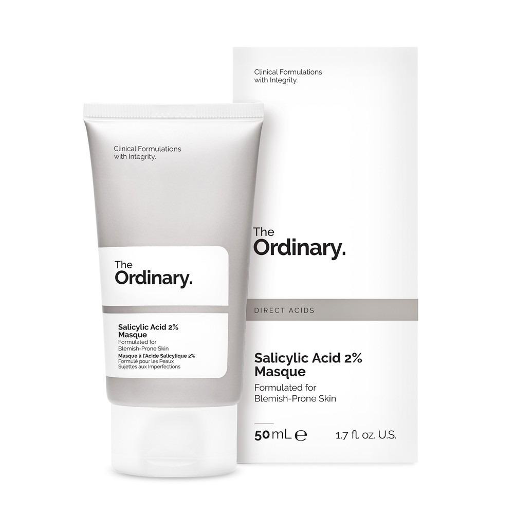 【2件9.3折】The Ordinary 2%水楊酸凈膚修護面膜 50ml