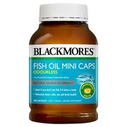 Blackmores 澳佳寶 無腥味小粒魚油 400粒