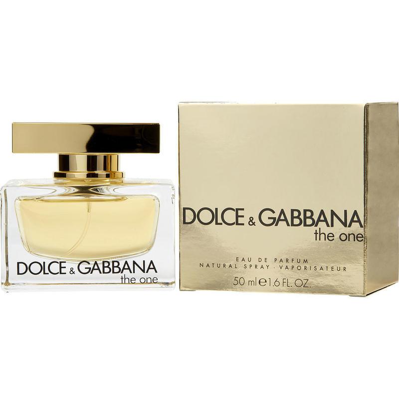 【直郵包稅】Dolce & Gabbana 杜嘉班納 唯我女士香水 EDP 50ml
