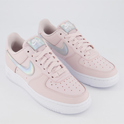 Nike 耐克 Air Force 1 07 空軍1號 玫瑰淺粉色運動鞋