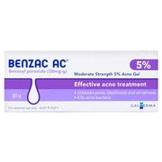 【全場滿減】Benzac 5%溫和控油去痘凝膠 50g