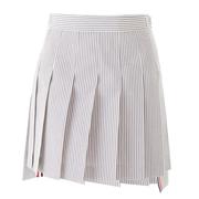 【8折】THOM BROWNE 條紋百褶裙
