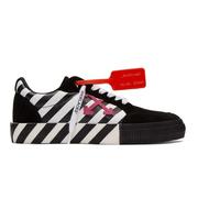 Off-White 黑色 & 白色男士運動鞋