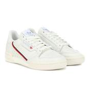 【僅剩36、37碼】Adidas Originals 白色 Continental 80 板鞋
