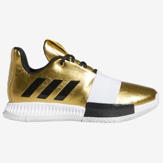 adidas 阿迪達斯 Harden Vol. 3 哈登三代簽名籃球鞋
