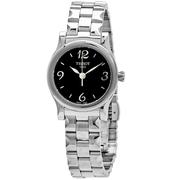 【55專享】Tissot 天梭 T-Classic 系列 銀黑色女士氣質腕表 T028.210.11.057.00