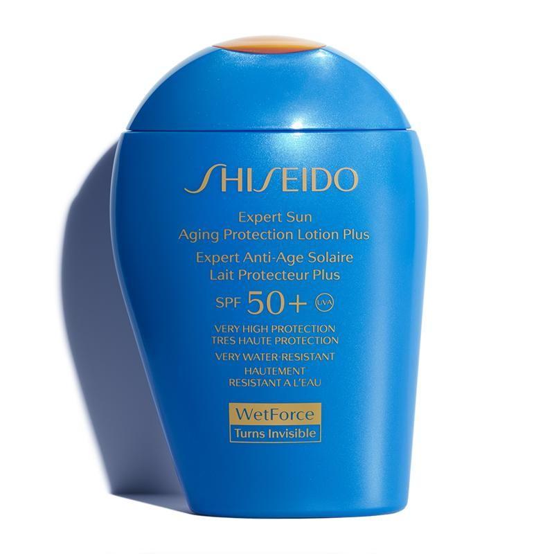【用碼8折】Shiseido 資生堂 新艷陽夏臻效水動力防護乳 SPF50+ 100ml