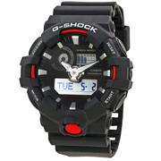 【55專享】Casio 卡西歐 G-Shock 系列 黑色男士運動腕表 GA700-1A