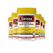 【包郵包稅】Swisse 高濃度維生素C片(6件裝)