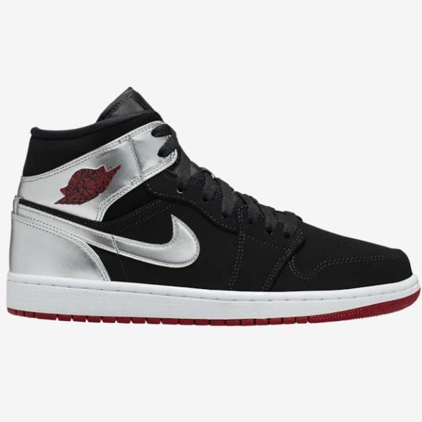 Jordan 喬丹 AJ 1 Mid 男子籃球鞋
