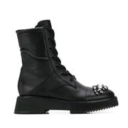 JIMMY CHOO Hadley鑲嵌鞋頭短靴