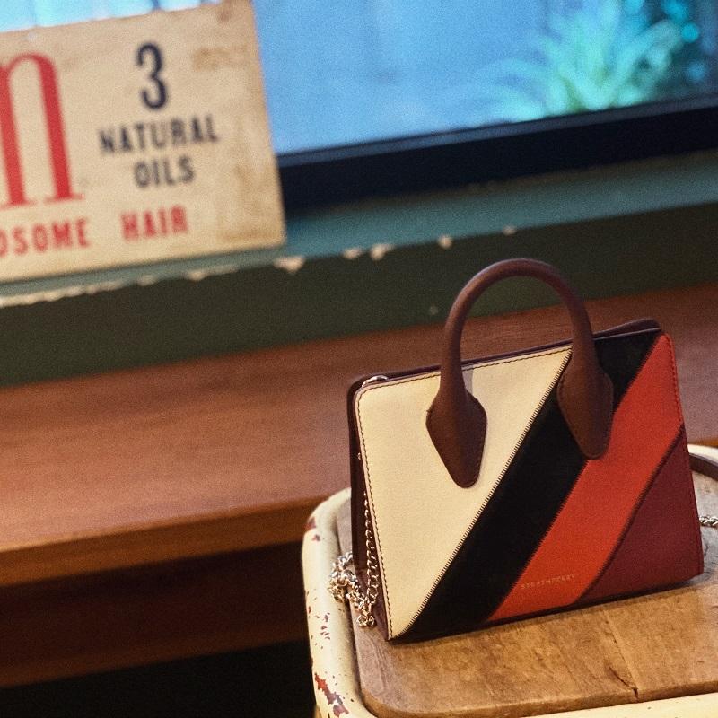 【5姐曬單】Strathberry Nano Tote 英國輕奢品牌時髦小眾包