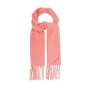 ACNE STUDIOS Villy 羊毛混紡圍巾