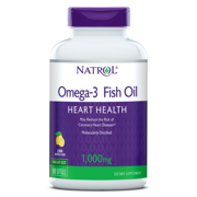 Natrol Omega-3 魚油軟膠囊 1000mg 150粒