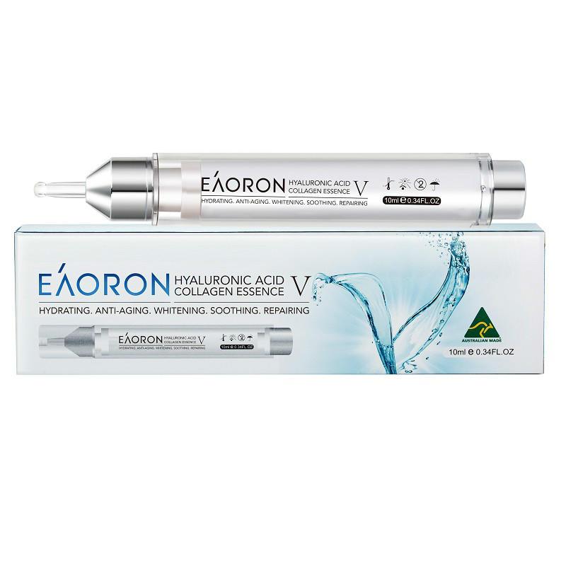 Eaoron 第5代 涂抹式水光針玻尿酸精華液 10ml