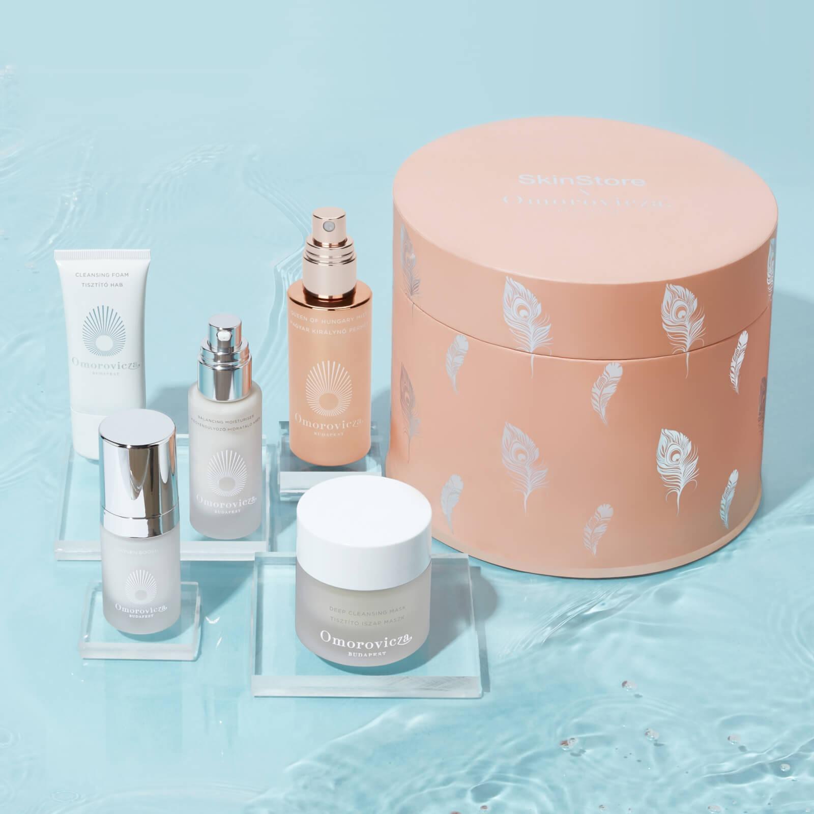 【價值$373】 SkinStore x Omorovicza 合作限量版禮盒