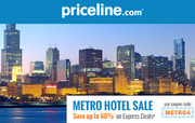 Priceline.com: 精選住宿預訂達60% OFF   額外5% OFF