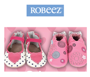 Robeez:精選嬰幼兒學步鞋等折扣高達50% OFF