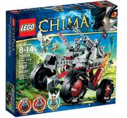 LEGO 70004 樂高 氣功師系列之狼族追獵者戰車 $20.98
