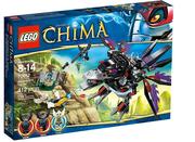 具有可玩性!LEGO 70012 CHIMA 樂高 瘋狂烏鴉戰機 降至$27.98