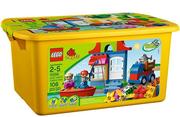 LEGO 10556 樂高 得寶系列之建筑創意箱 降至$35.98