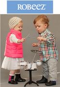 Robeez:Mini 嬰兒學步鞋30% OFF